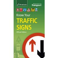 Know Your Traffic Signs by Great Britain Paperback Used cover