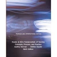 Kozier & Erbs Fundamentals of Nursing by Audrey J. Berman Book Used cover