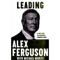 Leading by Alex Ferguson Paperback Used cover