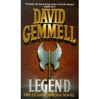Legend by David Gemmell Paperback Used cover
