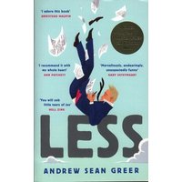 Less by Andrew Sean Greer Book Used cover