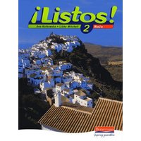 Listos 2 Rojo by Ana Kolkowska Paperback Used cover
