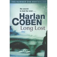 Long Lost by Harlan Coben Paperback Used cover