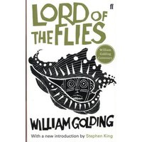 Lord of the Flies by William Golding Paperback Used cover