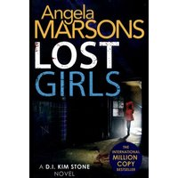 Lost Girls by Angela Marsons Book Used cover