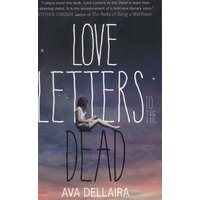Love Letters to the Dead by Ava Dellaira Paperback Used cover