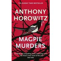Magpie Murders by Anthony Horowitz Book Used cover