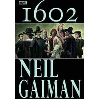 Marvel 1602 by Andy Kubert Hardback Used cover