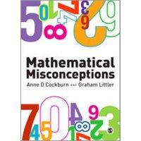 Mathematical Misconceptions by Anne Cockburn Book Used cover