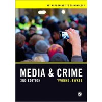 Media & Crime by Yvonne Jewkes Book Used cover