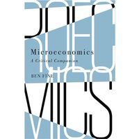 Microeconomics by Ben Fine Book Used cover