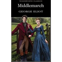 Middlemarch by George Eliot Paperback Used cover