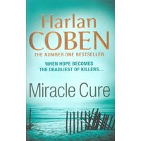 Miracle Cure by Harlan Coben Paperback Used cover