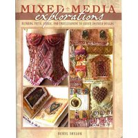 Mixed Media Explorations by Beryl Taylor Book Used cover