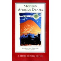Modern African Drama by Biodun Jeyifo Paperback Used cover