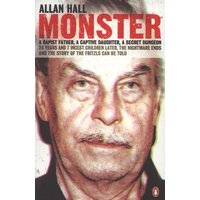 Monster by Allan Hall Paperback Used cover
