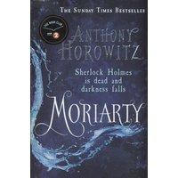 Moriarty by Anthony Horowitz Hardback Used cover