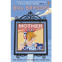 Mother Tongue by Bill Bryson Paperback Used cover