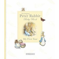 My First Year by Beatrix Potter Hardback Used cover