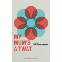 My Mums a Twat by Anoushka Warden Book Used cover