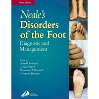 Neales Disorders of the Foot by Gwen J French Hardback Used cover