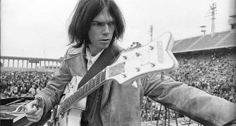 Neil Young Vinyls on Soundorabilia