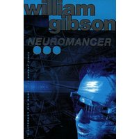 Neuromancer by William Gibson Paperback Used cover