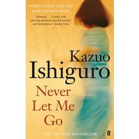 Never Let Me Go by Kazuo Ishiguro Paperback Used cover