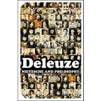 Nietzsche and Philosophy by Gilles Deleuze Book Used cover