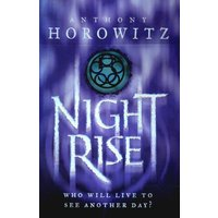 Nightrise by Anthony Horowitz Paperback Used cover