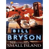 Notes from a Small Island by Bill Bryson Paperback Used cover