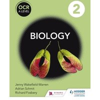 Ocr a Level Biology Year 2 Stident Book by Adrian Schmit Book Used cover