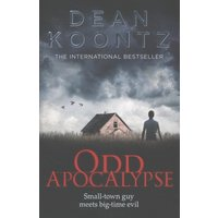 Odd Apocalypse by Dean Koontz Paperback Used cover