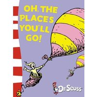 Oh the Places Youll Go by Dr Seuss Paperback Used cover