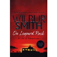 On Leopard Rock by Wilbur Smith Hardback Used cover