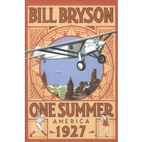 One Summer by Bill Bryson Hardback Used cover