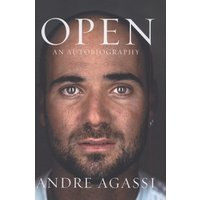 Open by Andre Agassi Hardback Used cover
