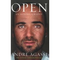 Open by Andre Agassi Paperback Used cover