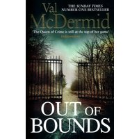 Out of Bounds by Val Mcdermid Paperback Used cover