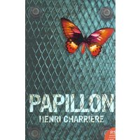 Papillon by Henri Charrire Paperback Used cover