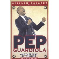 Pep Guardiola by Guillem Balague Paperback Used cover