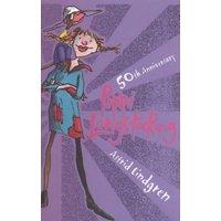 Pippi Longstocking by Astrid Lindgren Paperback Used cover