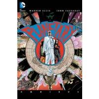 Planetary Omnibus by Warren Ellis Hardback Used cover