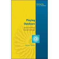 Playing Outdoors by Helen Tovey Paperback Used cover