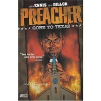 Preacher by Garth Ennis Paperback Used cover