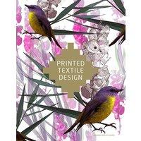 Printed Textile Design by Amanda Briggs-Goode Book Used cover