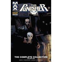 Punisher Max Complete Collection Vol 1 by Garth Ennis Paperback Used cover