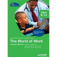 Pyp Springboard Teachers Manualthe World of Work by Helen Saunders Hardback Used cover