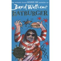 Ratburger by David Walliams Paperback Used cover