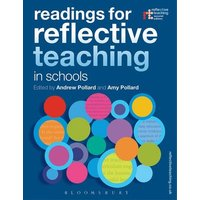 Readings for Reflective Teaching in Schools by Andrew Pollard Paperback Used cover
